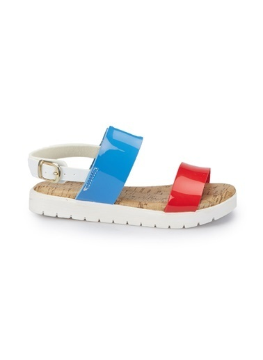 Pink Step Ayakkabı Mavi